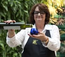 Maria Beatriz Dal Pont representa azeites de oliva gaúchos no evento Mesa São Paulo