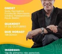 Fundação Marcopolo promove palestra com Marcos Meier