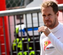 Vettel celebra pole no México e exalta bom desempenho da Ferrari