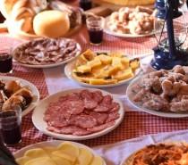 Filó típico italiano é uma das principais atrações da 13ª La Prima Vendemmia em Nova Roma do Sul