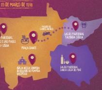 Festa Nacional da Uva 2019 valoriza distritos na Festa das Colheitas