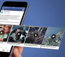 Mais vídeos no Facebook agora terão anúncios em formato pre-roll