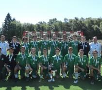 Departamento de Handebol do Recreio da Juventude, de Caxias do Sul, participa de campeonatos na Europa