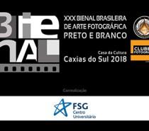 FSG é correalizadora da 30ª Bienal Brasileira de Arte Fotográfica em Preto e Branco