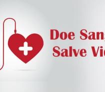 Doar sangue: uma atitude que pode  salvar vidas