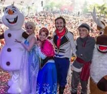 Recreio da Juventude, de Caxias do Sul, promove mais uma edição do Terça Cult, com o espetáculo Frozen: Uma Aventura Congelante