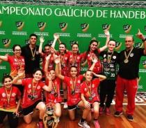 CONHEÇA OS CAMPEÕES DO CAMPEONATO ESTADUAL DE HANDEBOL 2018