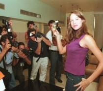 Luana Piovani afirma que já sofreu assédio de diretor da Globo