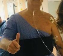 Boletim médico de Bolsonaro aponta quadro isolado de febre e pneumonia
