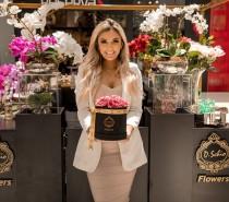 D Schio Flowers, referência no mercado de luxo com flores real touch, oferece serviço de Home Decor na Serra Gaúcha