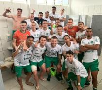 Sub-19 do Ju goleia fora de casa e garante classificação na Copa Sul