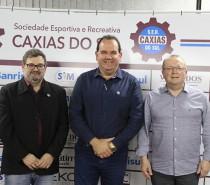 Paulo Cesar Santos é o novo Presidente da S.E.R. Caxias