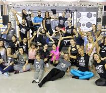 Primeira competição de pilates do mundo premiou vencedores com studio de pilates da Jetnews