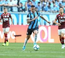 Com um único gol, Grêmio acaba sendo superado na 33ª rodada do Brasileiro