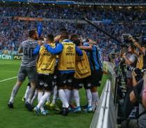 MOGUI TUR esportes: Grêmio é superior e vence por 2 a 0 o Gre-Nal 422