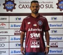 Meia Carlos Alberto reforça o Caxias em 2020