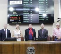 Cerimônia de posse da Mesa Diretora 2020 será no auditório da Prefeitura de Caxias do Sul