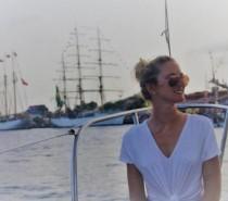 Engenheira gaúcha formada em Caxias do Sul  participa de volta ao mundo a bordo de um veleiro