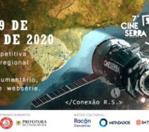 Inscrições para o 7º CineSerra iniciam em 13 de janeiro