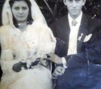 Casal comemora 70 anos de matrimônio e celebra bodas de vinho