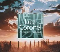 Série Dicionários mergulha  na poesia de Luiz Coronel