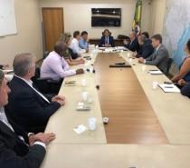 Lideranças empresariais debatem concessões de rodovias da Serra Gaúcha em audiência com os secretários Costella e Vanuzzi