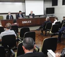 Reunião do TRT da 4ª Região e Sindicatos Patronais é realizada em Caxias do Sul