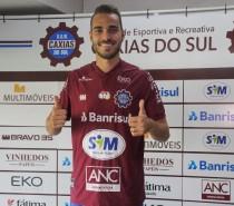 Meia Felipe Tontini é o novo reforço grená para 2020