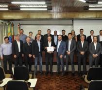 Entidades firmam termo de cooperação para promover a competitividade na Serra Gaúcha