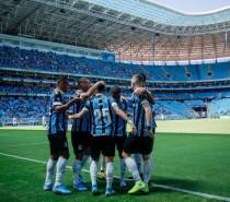 GAUCHÃO! Com gols de Pepê, Diego Souza e Luciano, Grêmio vence o Juventude na 1ª rodada do segundo turno do Gauchão