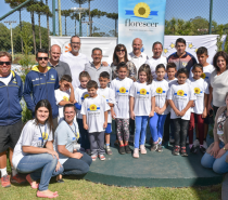 Instituto Elisabetha Randon apoia projeto para difusão da prática do tênis em Caxias do Sul