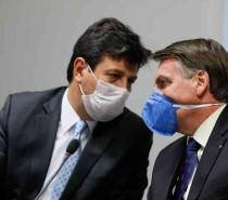 Ministro da Saúde, Luiz Henrique Mandetta, é demitido por Bolsonaro