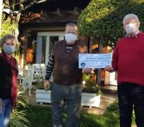 Fröhlich realiza doação a instituições do Rio Grande do Sul