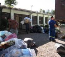 Abrigo dos moradores em situação de rua é transferido para novo espaço