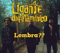 """Ligante Anfetamínico: Lança novo Single inédito """"Lembra??"""""""