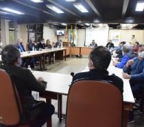 FUCS e Prefeitura apresentam projeto de gestão da UPA Zona Norte à Câmara de Vereadores.