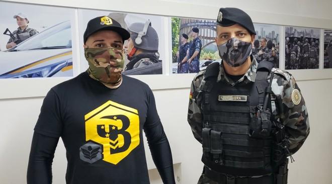 RENOMADO CINEASTA CHEGA A CAXIAS PARA DAR INÍCIO AS GRAVAÇÕES DO VÍDEO INSTITUCIONAL DO BATALHÃO DE CHOQUE