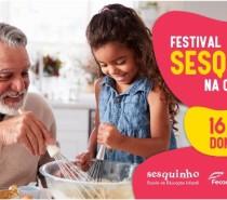 Escolas de Educação Infantil do Sesc/RS promovem Festival Sesquinhos na Cozinha
