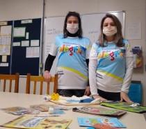 """Seis mil crianças vão festejar o """"Um Dia Feliz"""" da Fundação Marcopolo à distância, em casa"""
