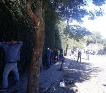 Morro do Sabão: GM dispersa 25 pessoas e apreende 10 cachimbos de crack