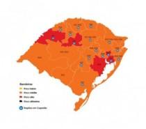 Caxias do Sul segue na bandeira laranja por mais uma semana