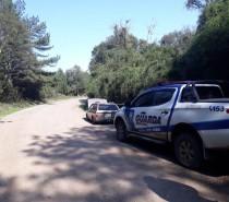 Guarda Municipal localiza veículo roubado em área da represa Samuara