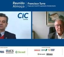 """""""Sairemos ainda mais fortes"""", afirma Francisco Turra  sobre o agronegócio brasileiro após a pandemia"""