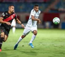 Fora de casa, Grêmio empata com o Atlético-GO, na 8ª rodada do Brasileiro