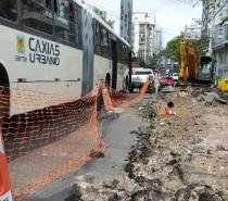 Secretaria de Trânsito sugere desvios para evitar congestionamentos na área central