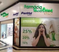 Panvel adquire rede Tacchimed de  farmácias em Bento Gonçalves