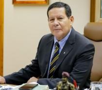 Vice-presidente Hamilton Mourão participa de live promovida pelo Sistema Fecomércio-RS