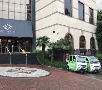 Grilo Mobilidade e Moinhos Shopping firmam parceria em Porto Alegre