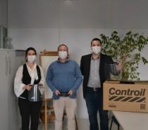 Empresas Randon doam 500 unidades de protetores faciais para rede de saúde da Serra Gaúcha