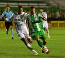 Ju fica no empate com o Cuiabá pela Série B
